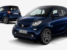 SMART Fortwo Coupe neuf pas cher