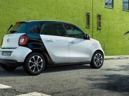 SMART Forfour neuf pas cher