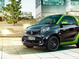 SMART Electric Drive neuf pas cher