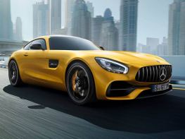 MERCEDES-BENZ AMG GT Roadster neuf pas cher